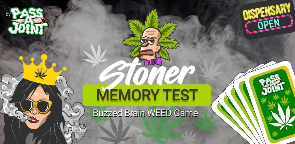 Play Stoner Memory Test Now!